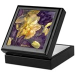 Moonlight Daffodils Keepsake Box