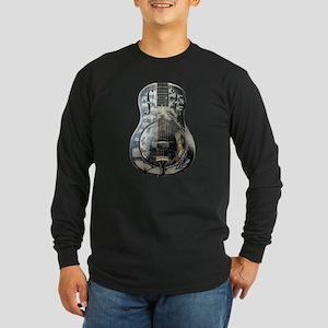 national for black Long Sleeve T-Shirt
