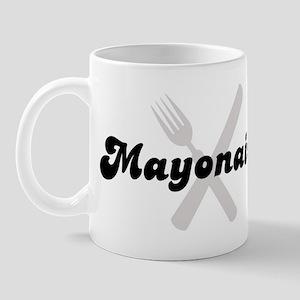 Mayonaise (fork and knife) Mug