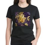 Moonlight Daffodils Women's Dark T-Shirt