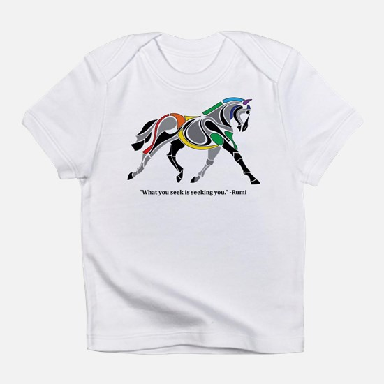 rumi horse Infant T-Shirt