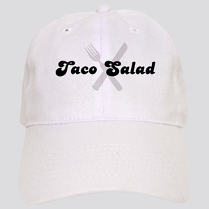Taco Salad (fork and knife) Cap