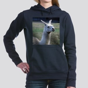 llamatile Hooded Sweatshirt