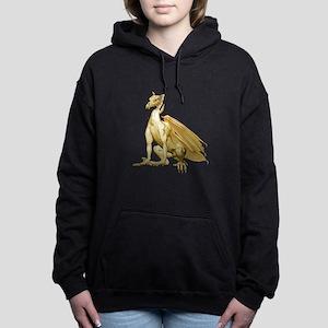 goldzdragon1-t Hooded Sweatshirt