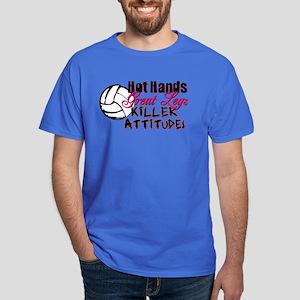 Hot Hands & Great Legs Dark T-Shirt