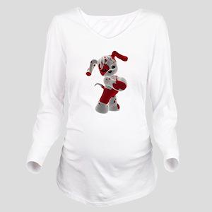 partreddaisy Long Sleeve Maternity T-Shirt