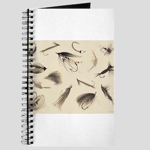 Fly Illustrator Flies Journal