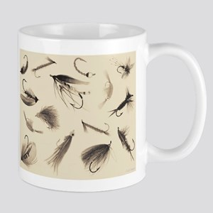 Fly Illustrator Flies Mugs