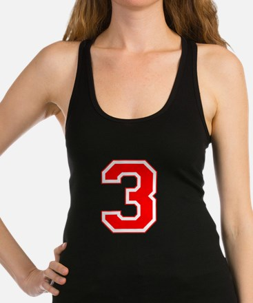 3 red.png Racerback Tank Top