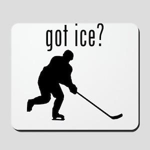 got ice? Mousepad