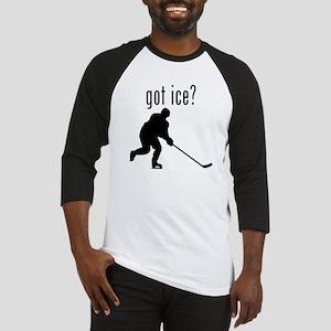 got ice? Baseball Jersey