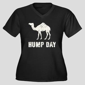 Vintage Hump Day Plus Size T-Shirt