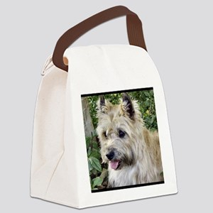 Bright eyes Canvas Lunch Bag