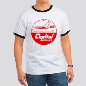 Capital Airlines Ringer T
