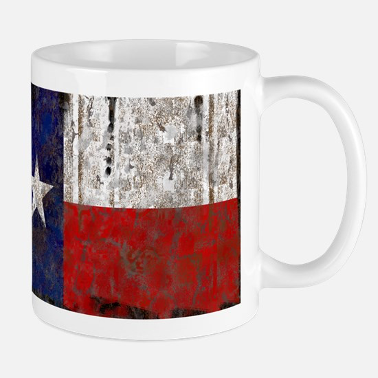 Texas Retro State Flag Mug