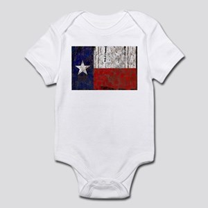 Texas Flag Baby Clothes Accessories Cafepress