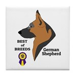 Shepherd Tile Coaster