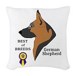 Shepherd Woven Throw Pillow