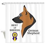Shepherd Shower Curtain