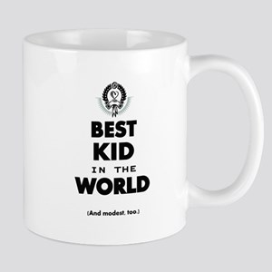 The Best in the World Best Kid Mugs