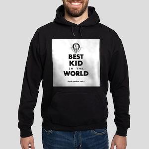 The Best in the World Best Kid Hoodie