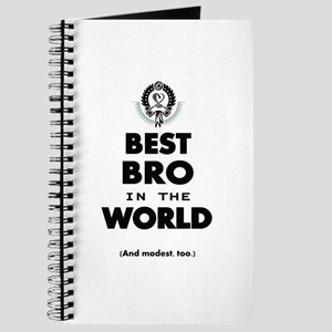 The Best in the World Best Bro Journal