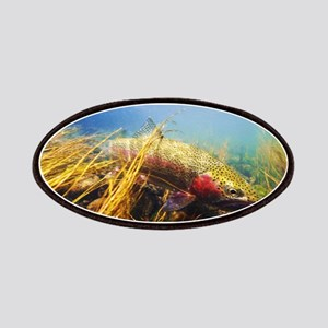 Rainbow Trout - Fly Fishing Patches