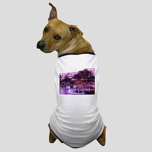 October In LA Dog T-Shirt