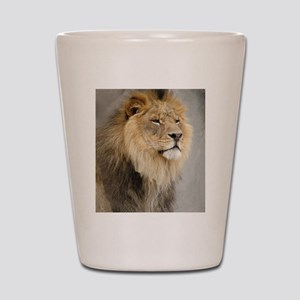Lion Lovers Shot Glass