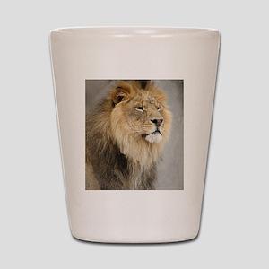 Lion Lovers Shot Glass