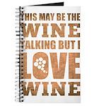 Wine Talking Journal