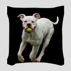 Got Ball? Woven Throw Pillow