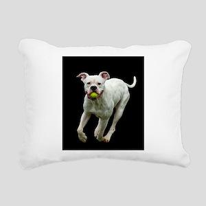 Got Ball? Rectangular Canvas Pillow
