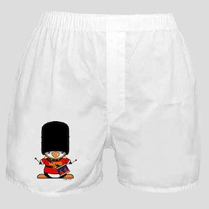 Nutcracker Penguin Boxer Shorts