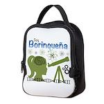 Borinquena Neoprene Lunch Bag