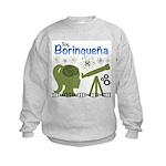 Borinquena Kids Sweatshirt