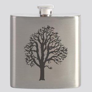 Chestnut Tree Flask