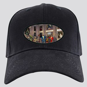 Your photos in a historical art gallery Black Cap