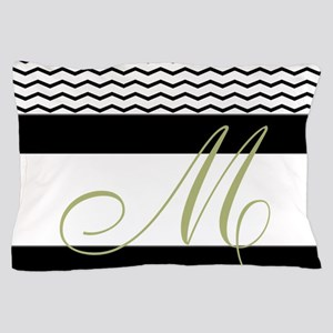 Script Monogram Pillow Case