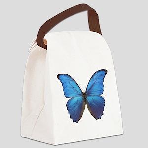 MORPHO DIDIUS D Canvas Lunch Bag