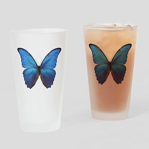 MORPHO DIDIUS D Drinking Glass