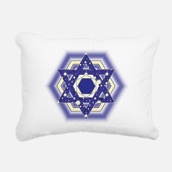 Layla Layla Star Rectangular Canvas Pillow