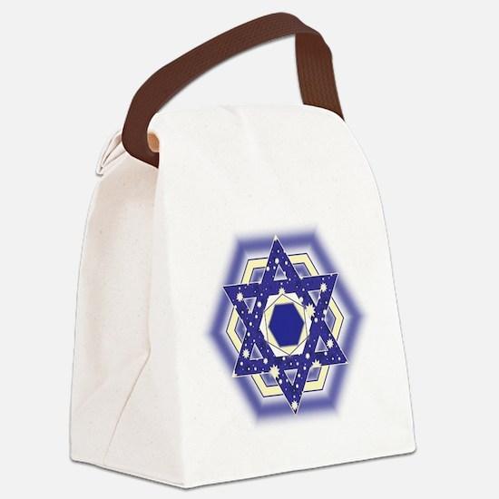 Layla Layla Star Canvas Lunch Bag