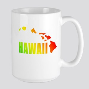 Hawaiian Islands Mugs