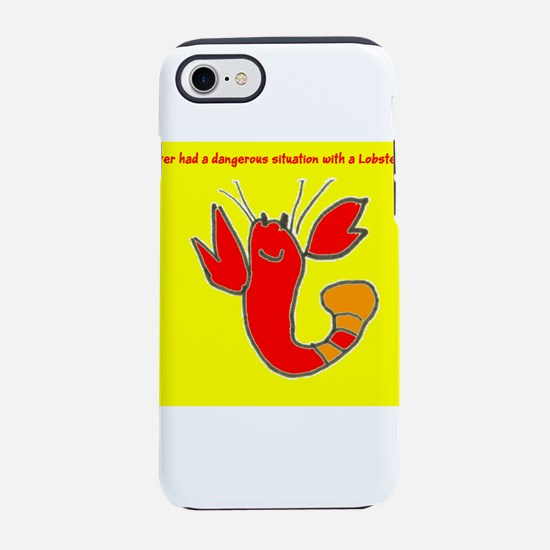 Funny Dangerous Situation w/ a iPhone 7 Tough Case