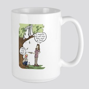 Needle Phobia Large Mug