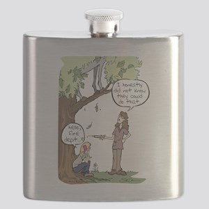 Needle Phobia Flask