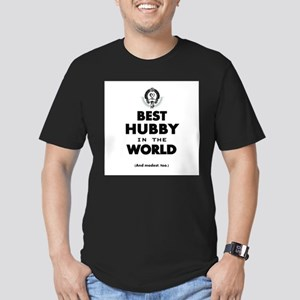 The Best in the World Best Hubby T-Shirt