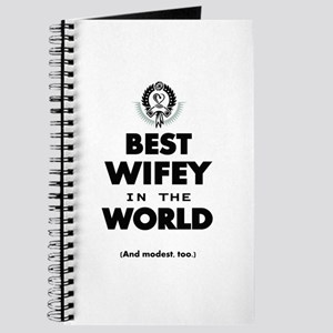 The Best in the World Best Wifey Journal
