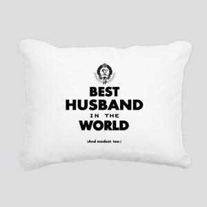 The Best in the World Best Husband Rectangular Can
